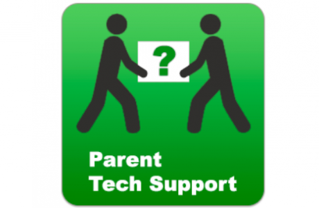 MPS Parent Tech Support webpage logo