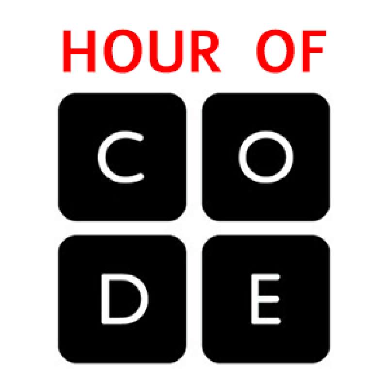 Hour of Code icon graphic