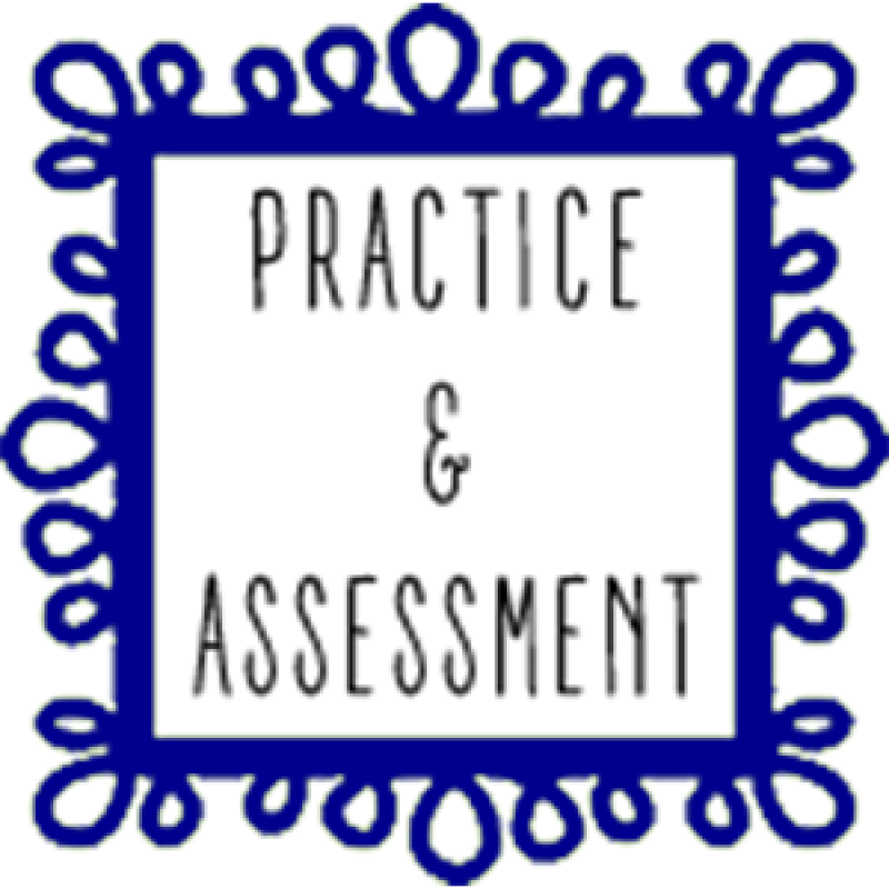 Practice & Assessment icon