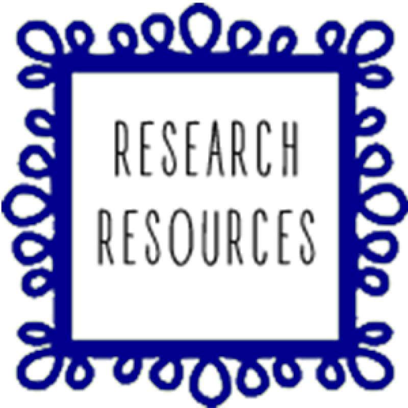 Research Resources icon