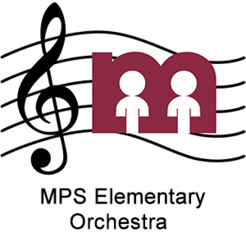 MPS Elementary Orchestra Website graphic