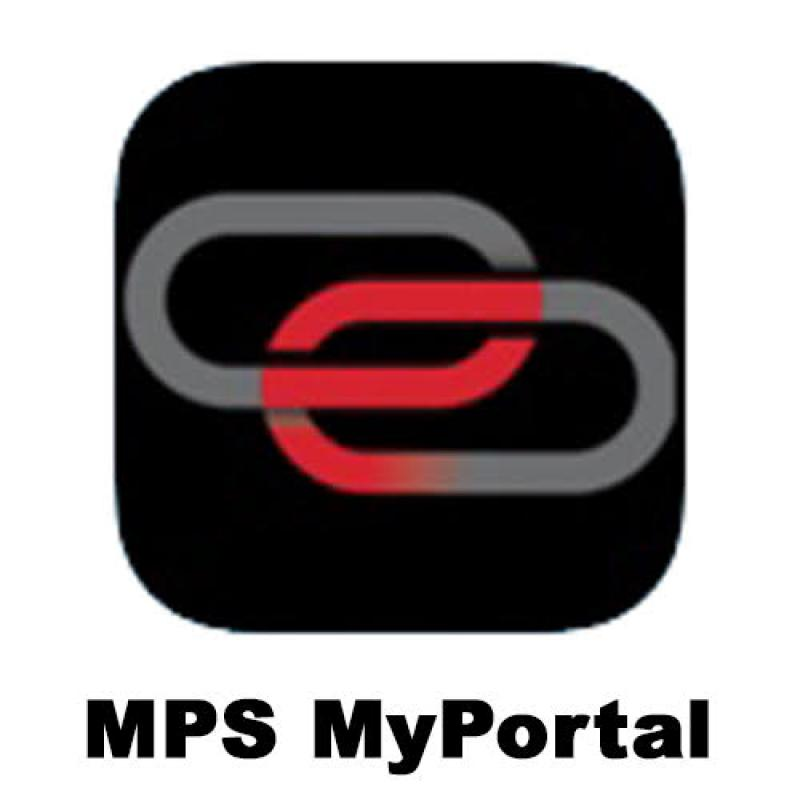 MPS MyPortal links icon